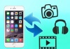 Trasferire foto, musica e video tra iPhone e PC con WinX MediaTrans
