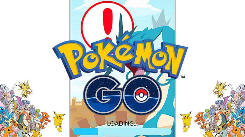 server pokemon go server offline