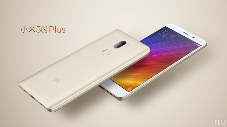 Xiaomi Mi5s Plus 3