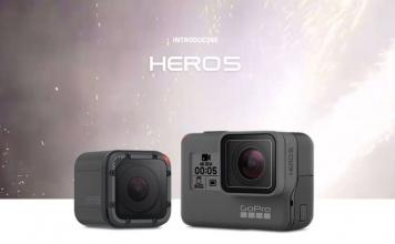 GoPro Hero 5 caratteristiche, prezzo