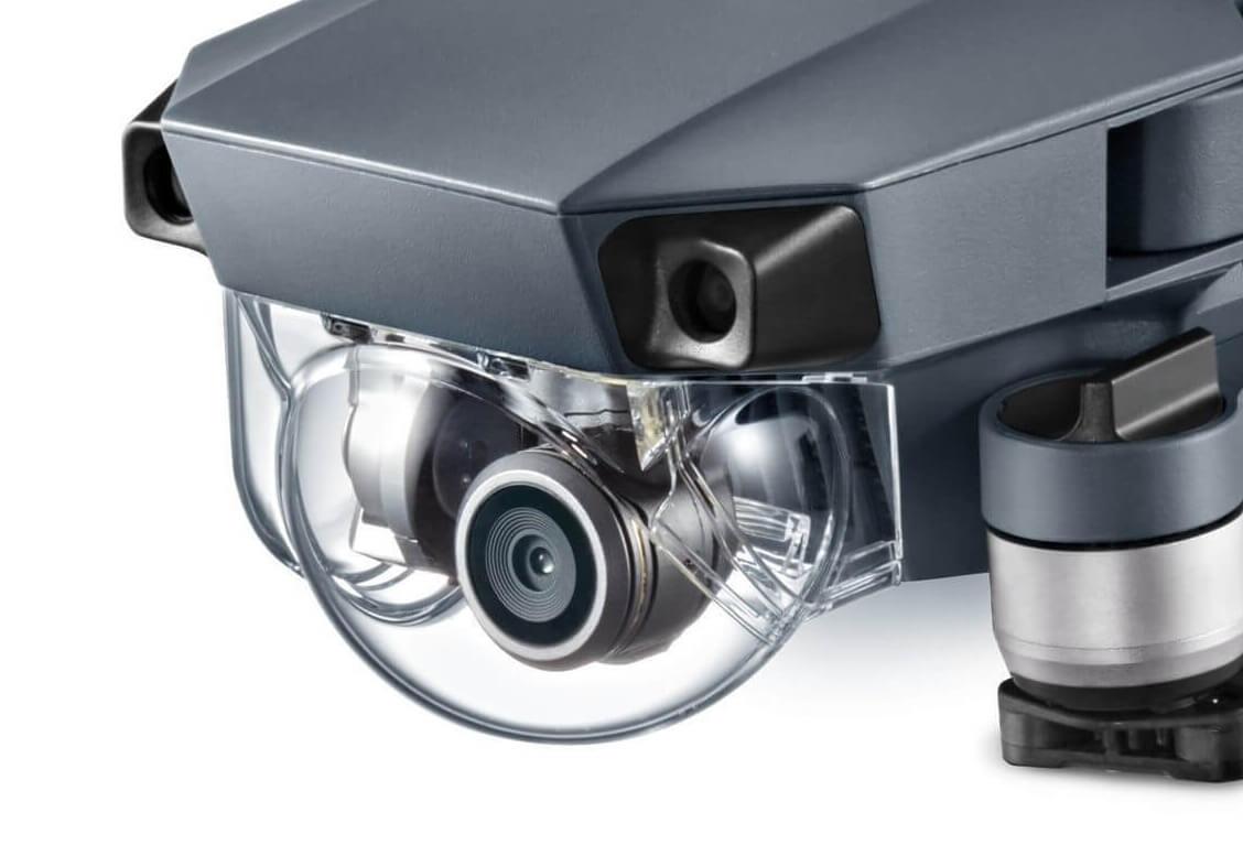 protenzione fotocamera