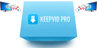 scaricare video da internet keepvid pro logo