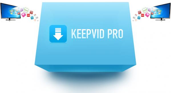 scaricare video da internet keepvid pro logo