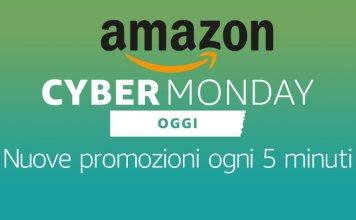 Cyber Monday Amazon 2016, Lista completa di tutte le offerte e orari inizio
