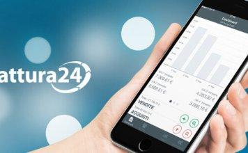Fattura24, App Android e iOS per creare e gestire le tue fatture