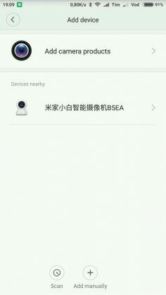 aggiornamenti firmware xiaomi ip camera parte tre
