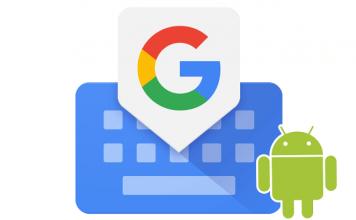 Come eliminare il pulsante G della tastiera Android Gboard