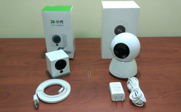 Recensione Xiaomi Smart IP Camera e 360 Smart Ip Camera Home Security
