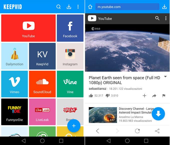app per scaricare video da internet