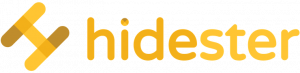 hidester logo