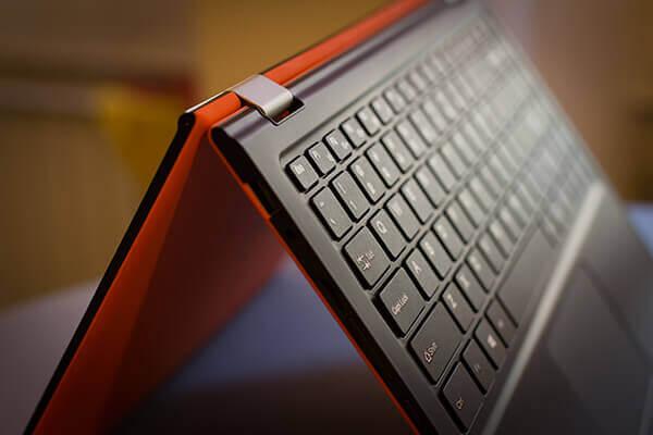 Recensione Voyo VBook V3 Apollo Lake tastiera