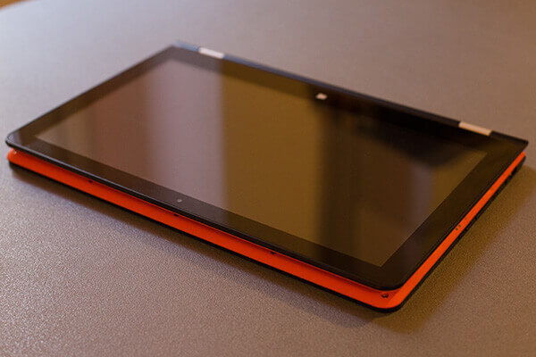 Recensione Voyo VBook V3 Apollo Lake profilo