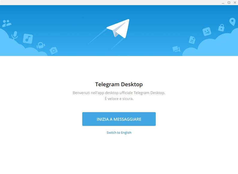 chiamare gratis dal pc con telegram