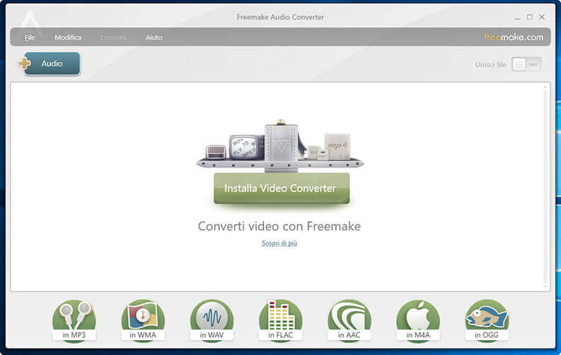 Programmi per estrarre audio da video