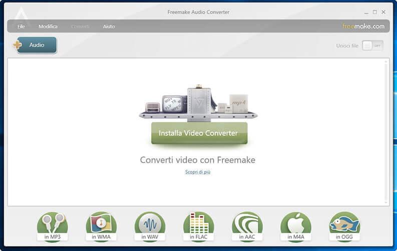 Programmi per estrarre audio da video