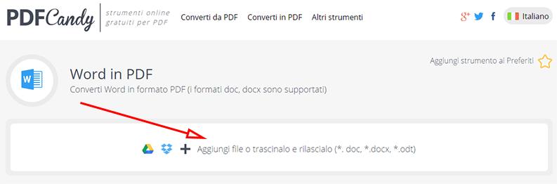 word in PDF