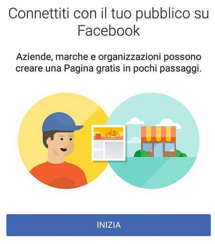 Connettiti con il tuo pubblico su facebook