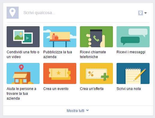Come creare una pagina Facebook
