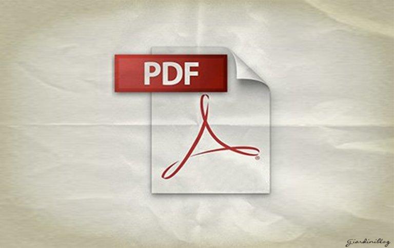 Programmi per leggere PDF