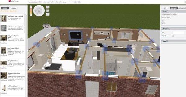 Come progettare una casa in 3d giardiniblog for Progettare una lavanderia online gratuitamente