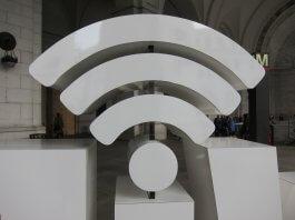 condividere connessione via wifi