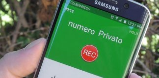 Registrare chiamate Android