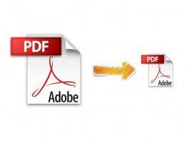 ridurre dimensione pdf