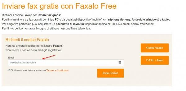 Inviare Fax Online-1