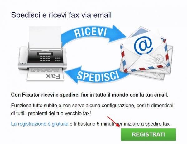 Inviare Fax Online-2