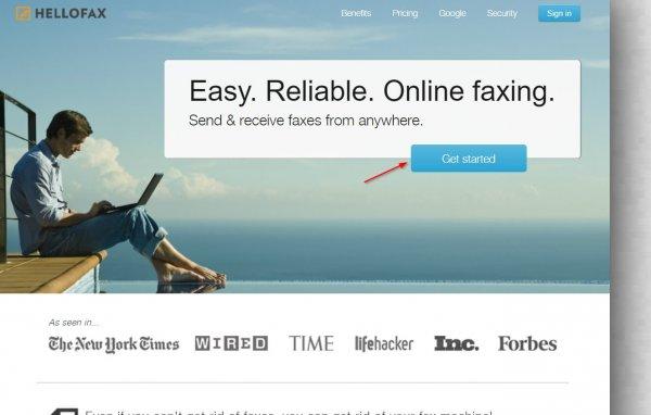 Inviare Fax Online-6