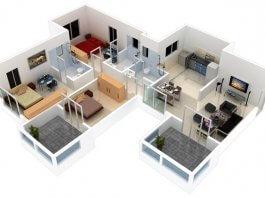 progettare una casa in 3D