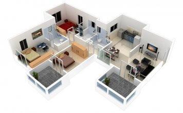 Come progettare una casa in 3D