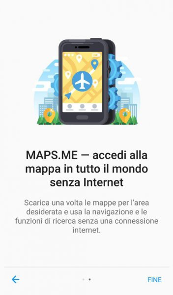 maps me android