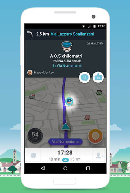 i migliori navigatori android