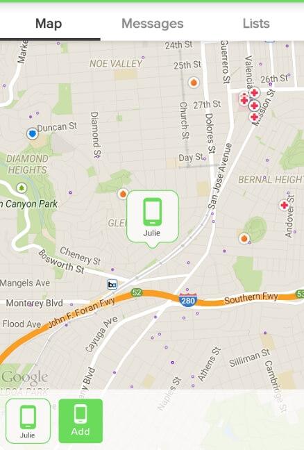 Programmi per localizzare cellulari