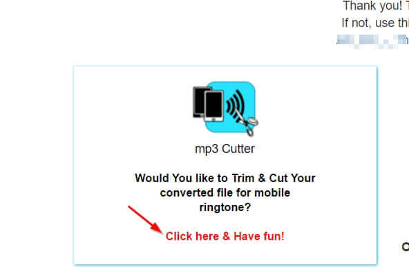 Tagliare una canzone online 14