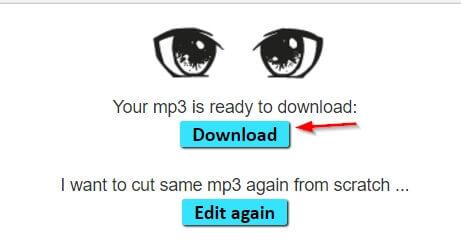 Tagliare una canzone online 6