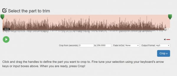Tagliare una canzone online 9