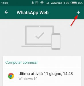 verifica WhatsApp
