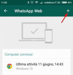 verifica WhatsApp
