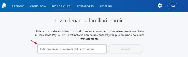 Come ricaricare PayPal