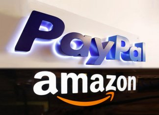 usare PayPal su Amazon