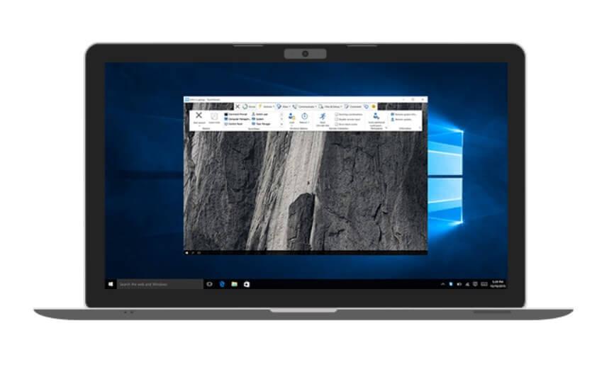scarica TeamViewer per Windows per il controllo remoto del pc