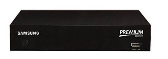 Decoder DVB-T samsung mediaset premium con cam
