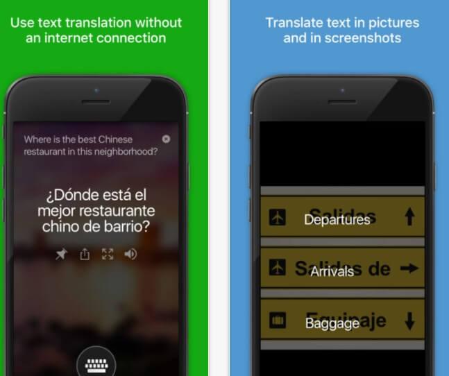 traduzioni senza una connessione internet