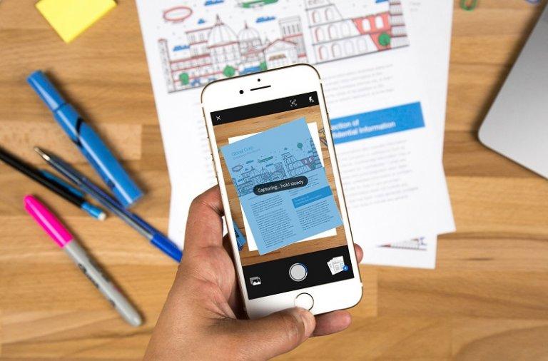 Le app per scannerizzare testo con Android o iOS