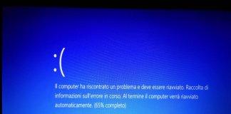correggere errori windows