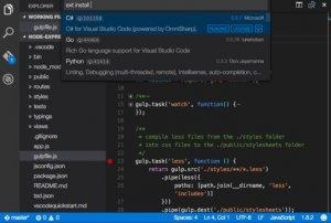 Programmazione e modifica codici