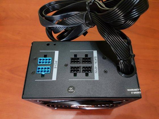 Icewind Black 650 5
