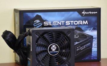 Recensione Sharkoon SilentStorm Icewind Black 650